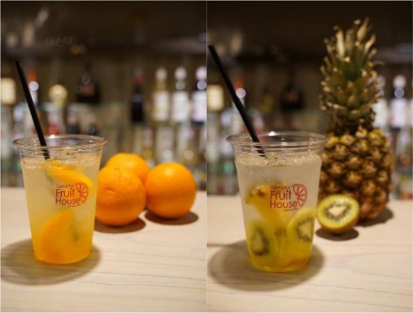 新進気鋭の会社モンキーカンパニーが開始する飲食事業「フルーツハウス」。旬のフルーツ